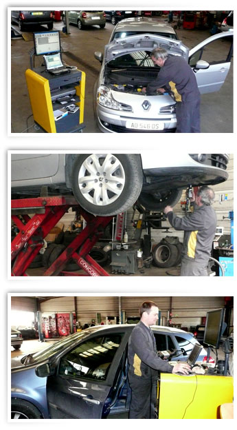 Atelier et services garage mosca garage automobile for Renault service garage